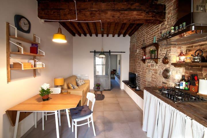 Delizioso terratetto alle porte di Firenze