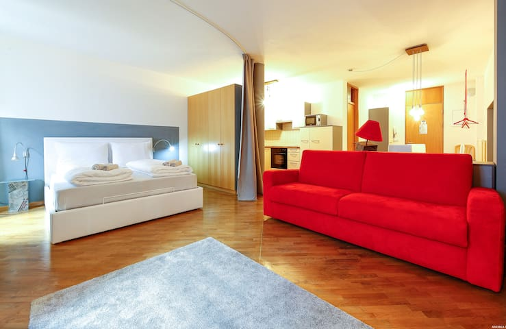 Nice apartment in the oldtown of Merano