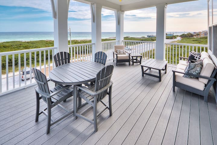 New 30A Inlet Beach Vacation Rental - Mia Vista Mare