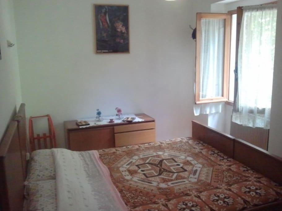 Una delle due camere