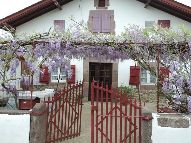 Magnifique maison Basque