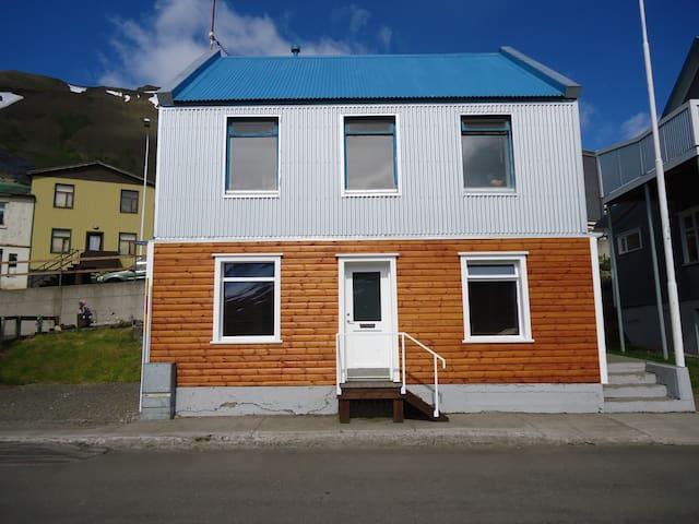 Siglufjordur - A hidden treasure - Siglufjörður - Apartment