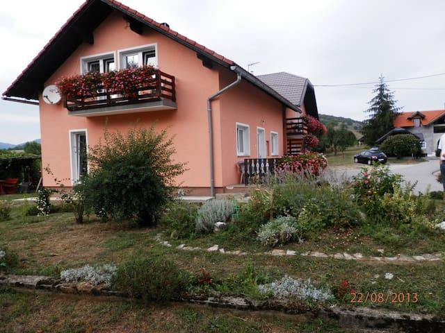 Guesthouse Blazenka Hodak - Plitvička Jezera - Apartment