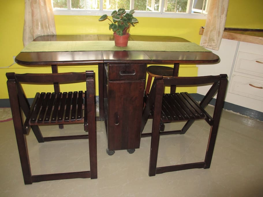 Foldable Dining 2