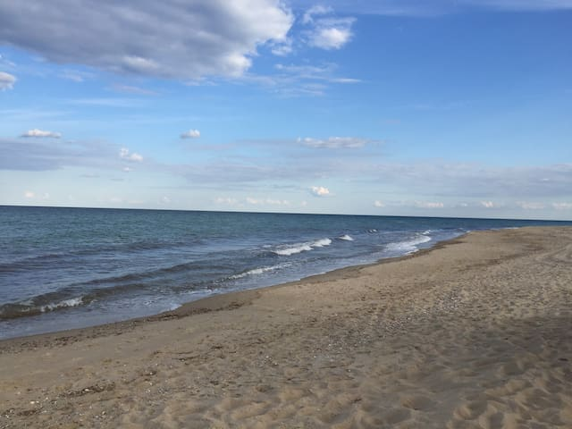 Отдых у моря в Каролино-Бугазе - Dal'nyk