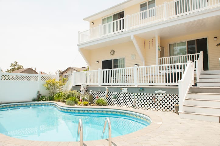 Resort home on Ocean Ave. - Point Pleasant Beach - House