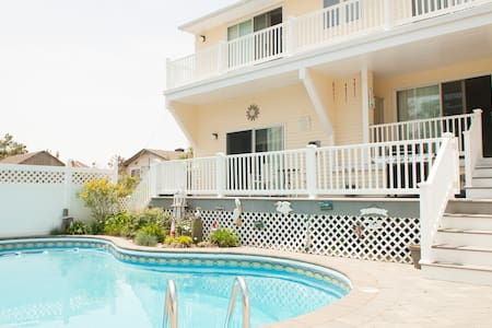Resort home on Ocean Ave. - Point Pleasant Beach