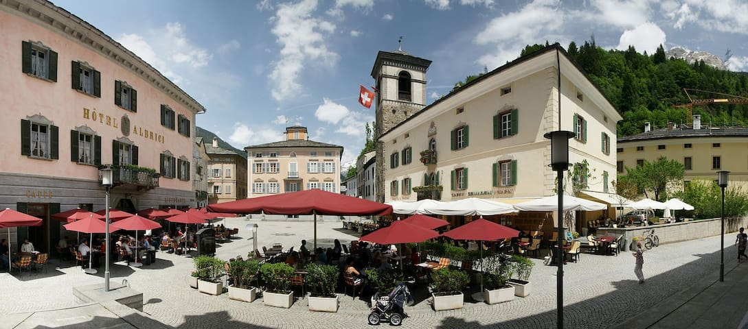 CasaSemadeni à Poschiavo Grisons CH - Poschiavo - Wohnung