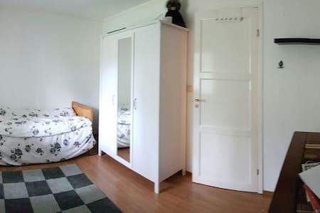 Rom i kjellerleilighet til leie - Porsgrunn - Apartment