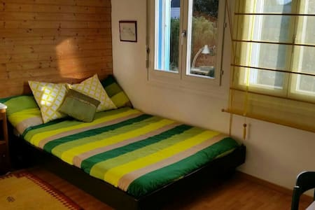 Rooms in beautiful house near lake - Yverdon-les-Bains
