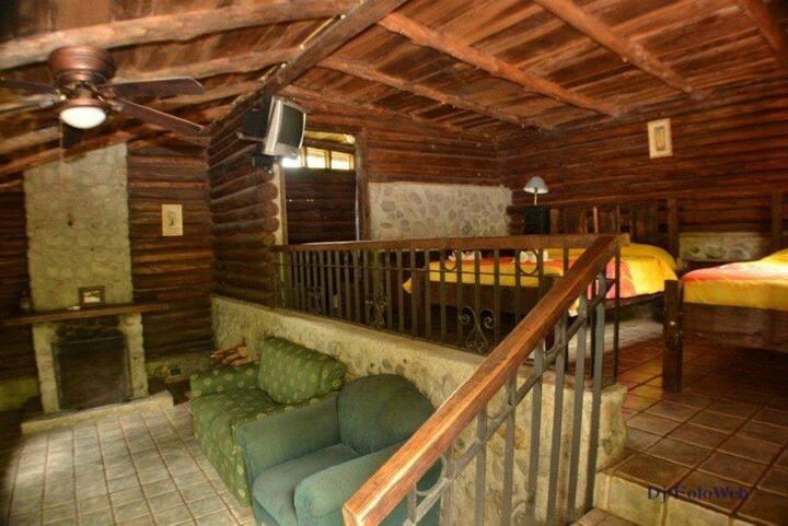 Cabaña Rustica equipada