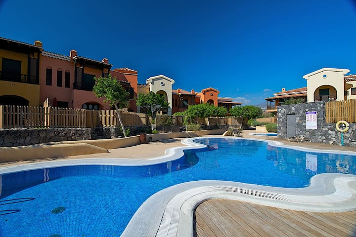 Luxury&relax villa in Golf Del Sur - garden, pool