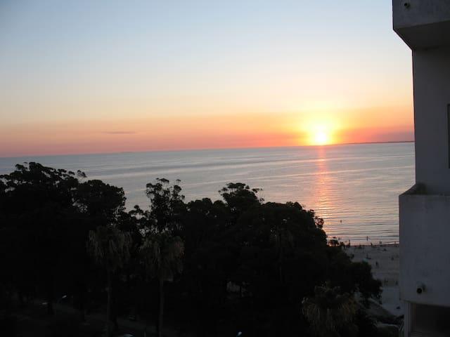 Apartamento Panorámico playa mansa (9ª planta) - Atlántida - Leilighet