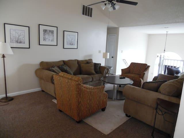 Nice and Cozy House - Jonesboro - Ev