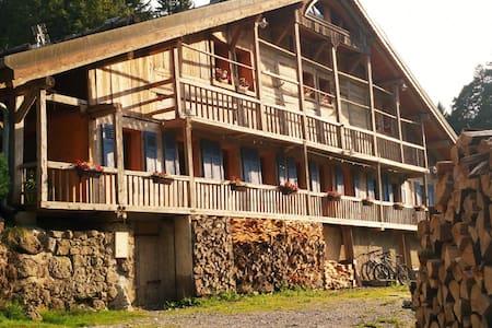 Chambres d'hôtes La Sereine - Abondance - Bungalo