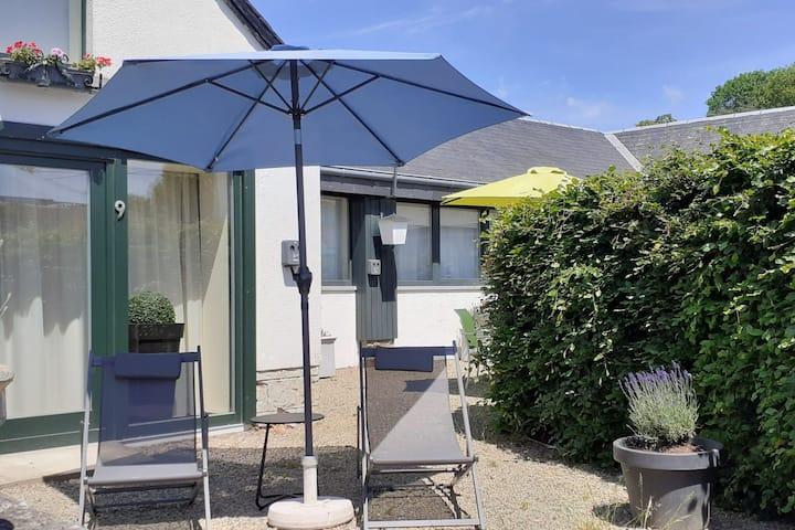Magnifique appartement à Houffalize avec sauna