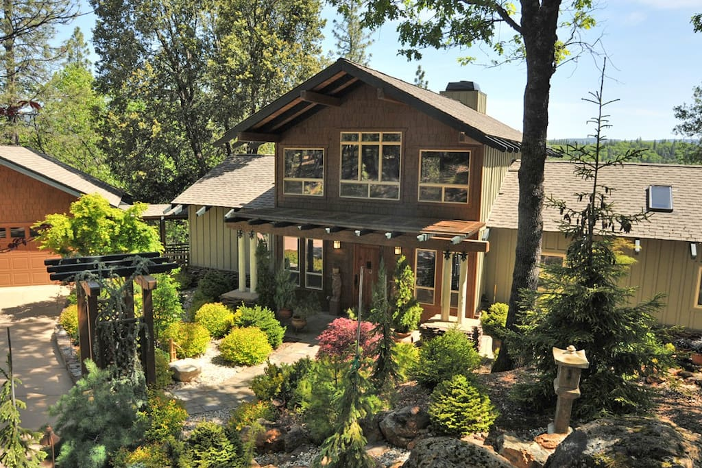 Open Design Living Long Term Rental Houses For Rent In Grass Valley California United States