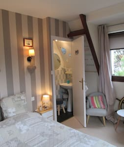 "Beautiful bed and breakfast at the ""Côte d'Opale"" - Coquelles - Apartment"