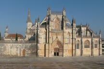 Mosteiro da Batalha - 14 Km de Leiria/Batalha Monastery - 14 Km de Leiria