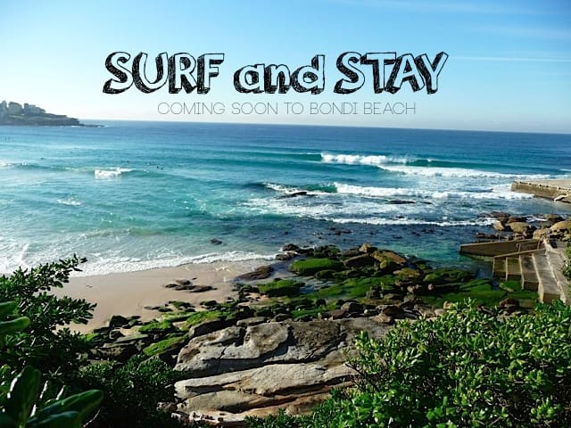 SURF and STAY @ BONDI BEACH house