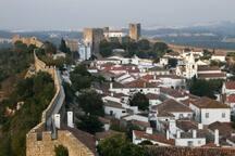Cidade de Óbidos - 64 Km de Leiria/Óbidos City - 64 Km from Leiria