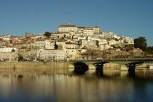 Cidade de Coimbra - 66 Km de Leiria/Coimbra City - 66 Km from Leiria