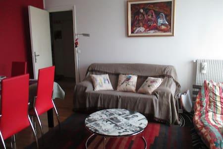 Appartement lumineux vue jardin - Pierrefitte-sur-Seine