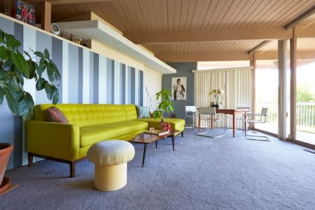 Echo Park 3 Rooms 60's Classic, sep wing V private - Los Angeles