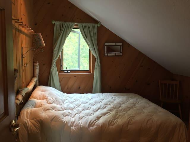 Upstairs Double Bedroom