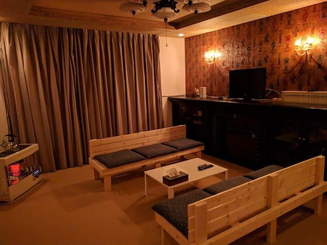 [Private room] Stay@Kushiro