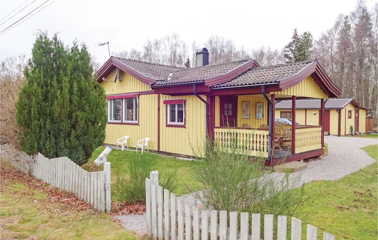 Holiday cottage with 2 bedrooms on 78 m² in Ronneby
