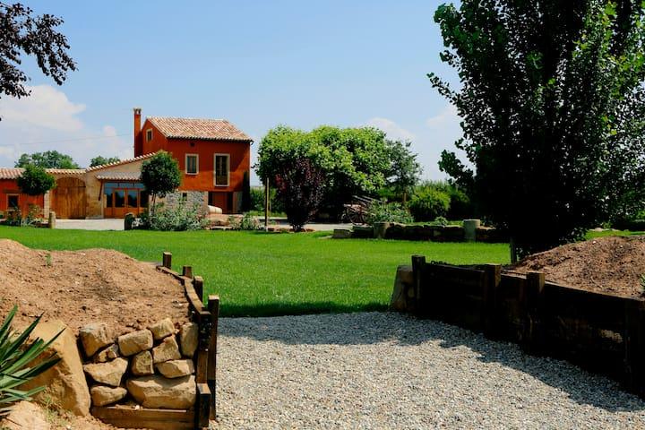 Casa de campo en plena naturaleza - La Fuliola - Villa