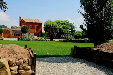 Casa de campo en plena naturaleza - La Fuliola