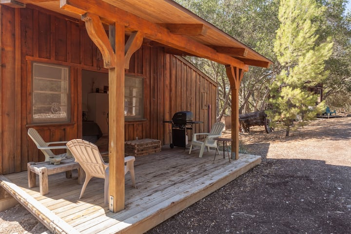 Wine Country Ranch Cabin and Saloon