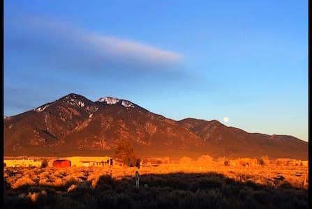 Taos Casita with Big Heart & View - 埃尔普拉多(El Prado) - 独立屋