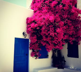 Lovely environment at House Salvia - Lachania - Casa