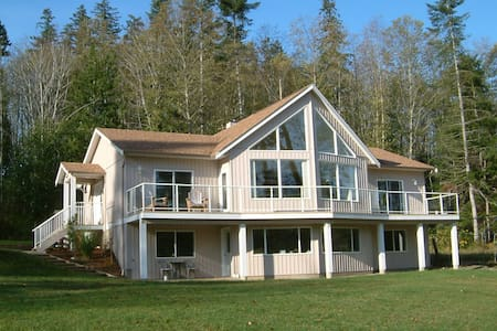 Country Aire Bed and Breakfast - Buckley Bay