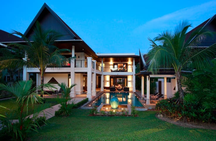 Luxury villa with Pool, near Beach - Cherngtalay - Villa