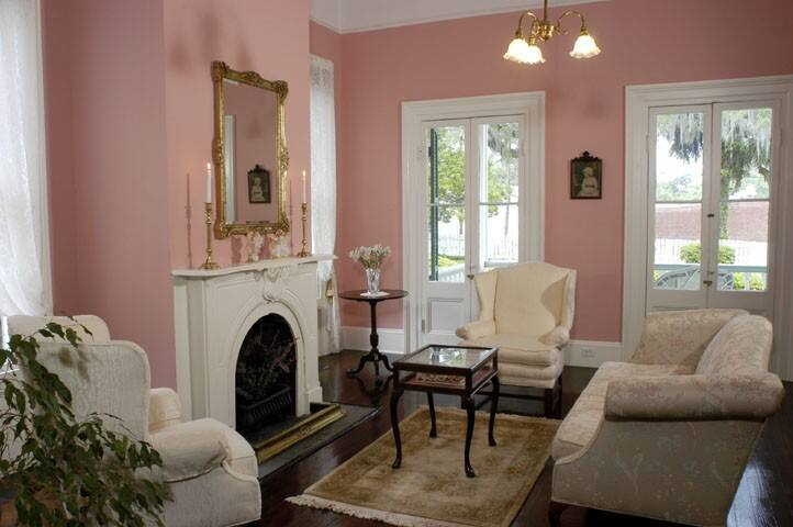 Our beautiful parlor