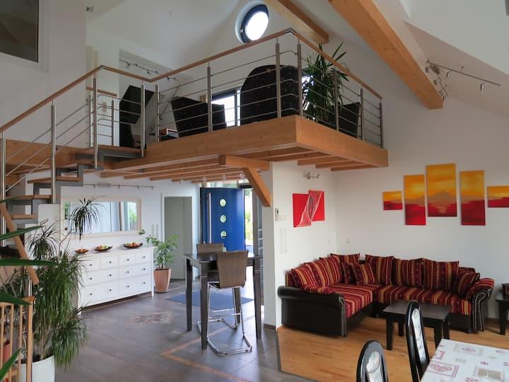 Alm-Wohnen mit Panorama-Ausblick