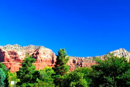 Magnificent Red Rock Views  - Sedona