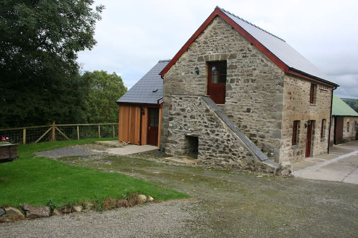 Stable Barn - Rhydlewis - House