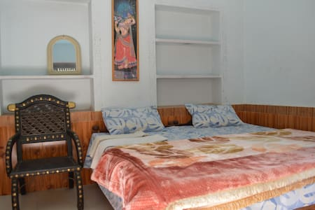 pushkar Atithi Guest House rooms - Pushkar - 独立屋