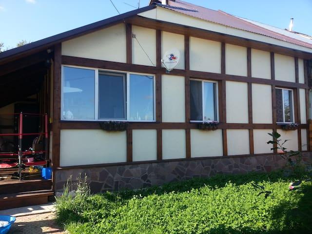 Дом у реки - Perm - Hus