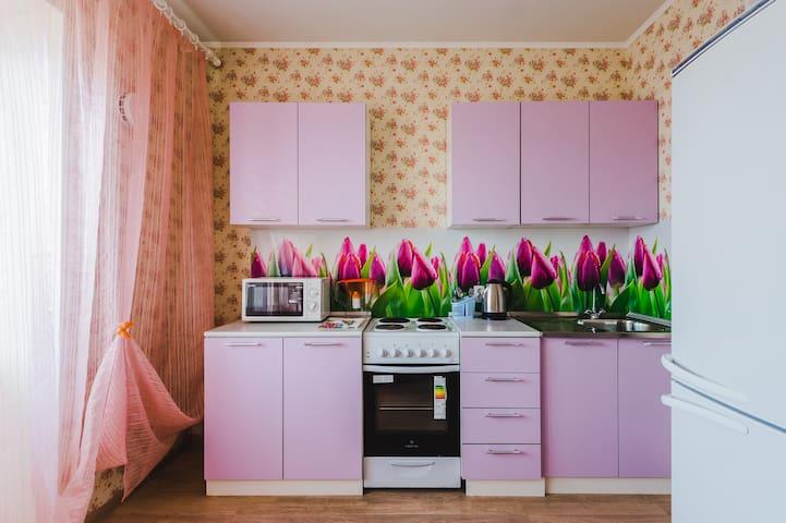 1-к квартира, №52 ул. Кирова 37