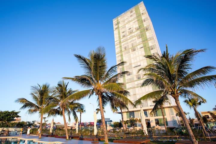 Fusion Suites Danang Beach - Phuoc My - Apartament