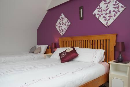 Superior   Double  Room - Cahersiveen - Bed & Breakfast