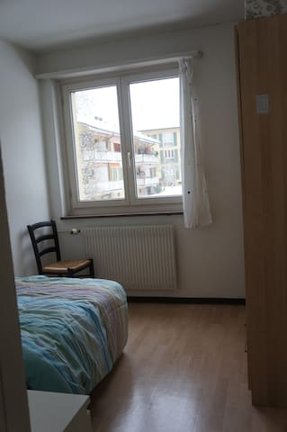 Nice quiet room in center of Zurich - Zurique - Apartamento
