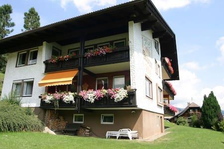 Espacioso apartamento en Afritz am See cerca de la estación de esquí