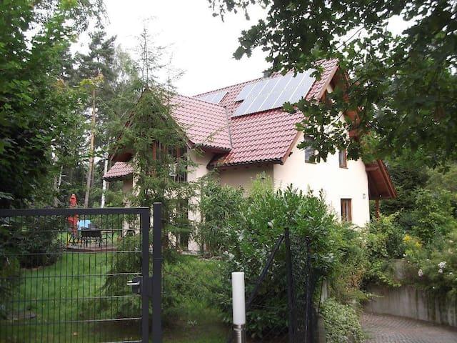 Biesenthal Natur+Ruhe: Ferienzimmer, Zwischenmiete